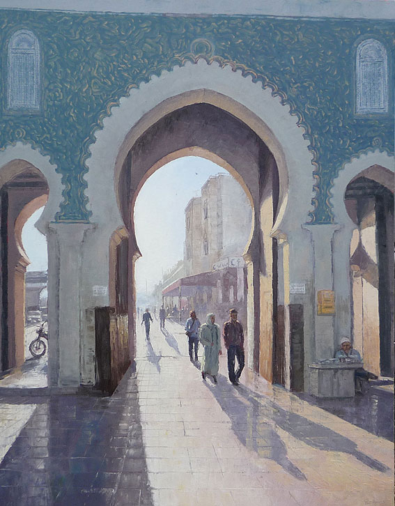 Tom Young - Bab Boujloud, Fes