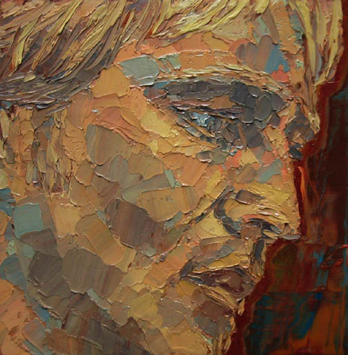 Tom Young - Self Portrait
